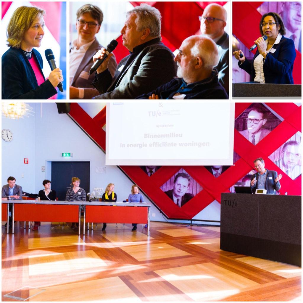 Symposium Binnenmilieu in energie-efficiënte woningen