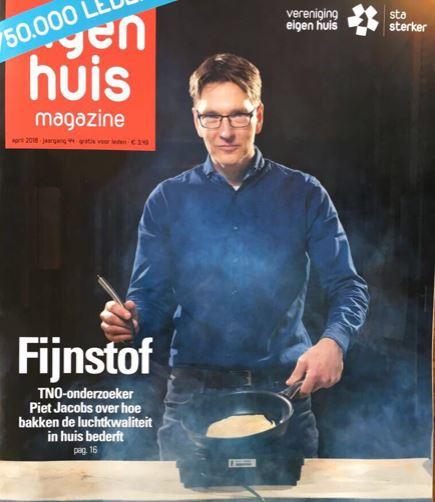 De nieuwste inzichten over fijnstof in huis