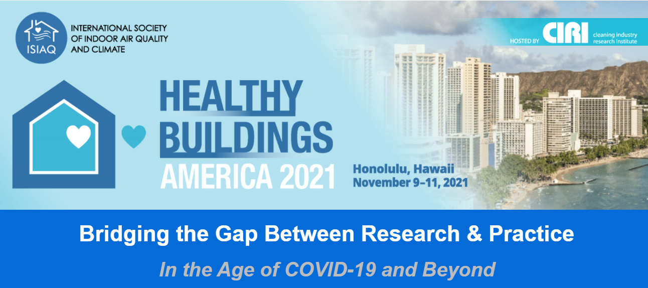Healthy Buildings America 2021